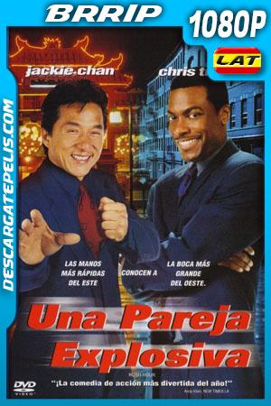 Una pareja explosiva (1998) 1080p BRrip Latino – Ingles