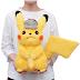 Life Size Detective Pikachu Plush