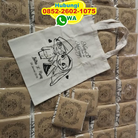 distributor Tas Blacu Pipih Packaging Kertas Natural eceran