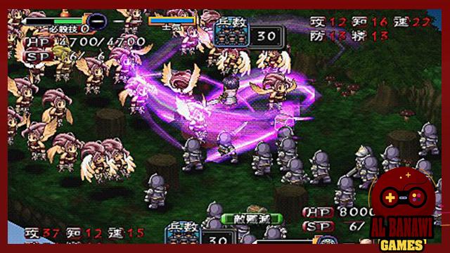 تحميل لعبة Generation of Chaos 6 لاجهزة PSP ومحاكي PPSSPP بصيغة iso و برابط مباشر من الميديا فاير