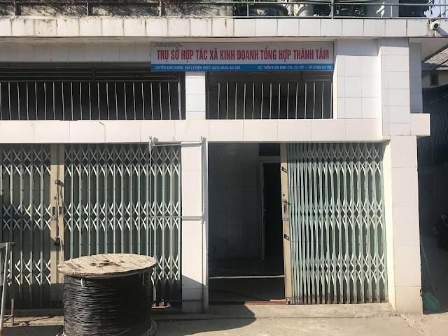 Trụ sở HTX Thành Tâm