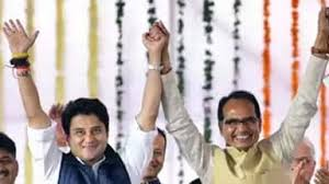 Shivraj-Scindia pair over Congress in Madhya Pradesh, may change in Congress