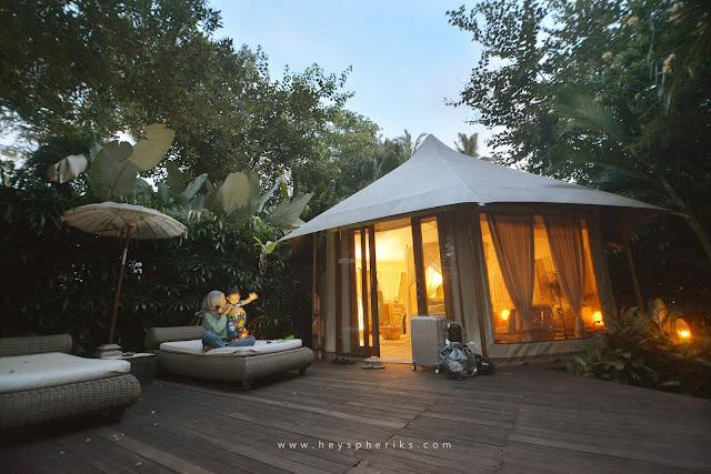 Sandat Glamping Tent