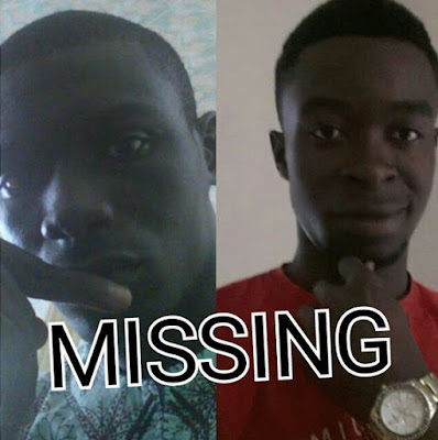 missing uniosun students