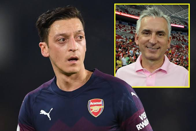 Mesut will regret wasted years in Arsenal if he stays - Former striker Alan Smith warns