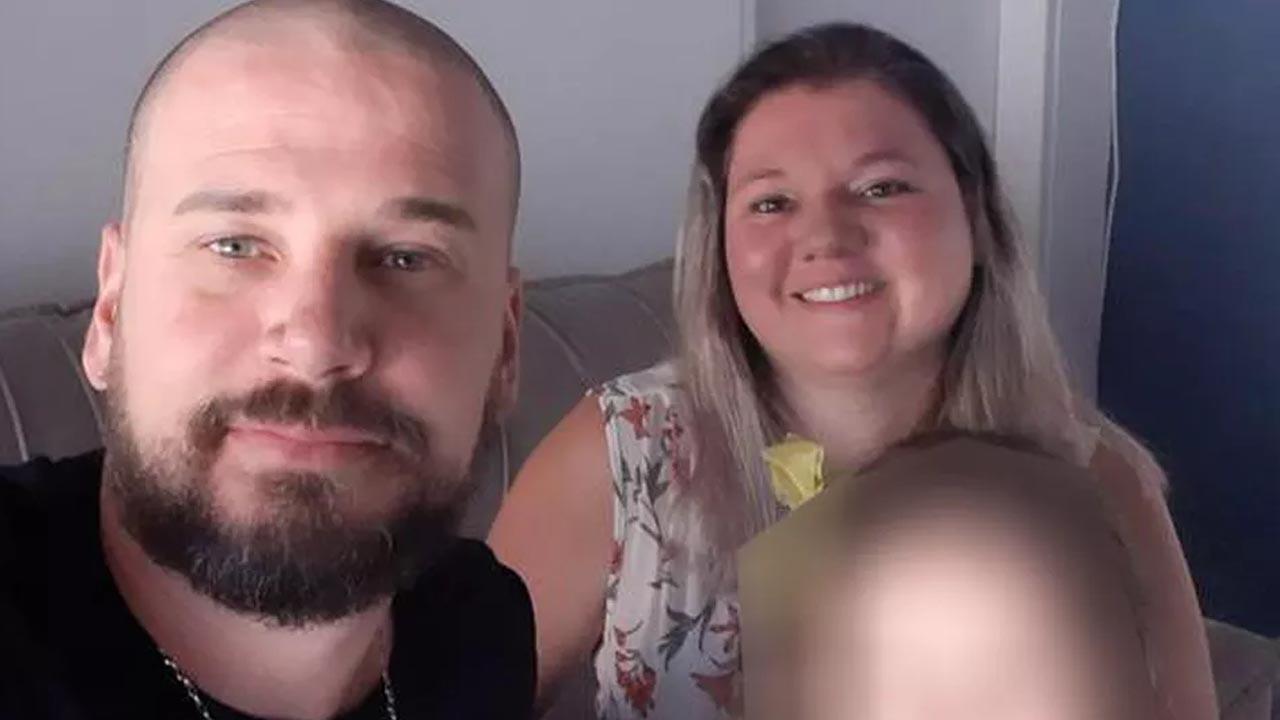 Marido mata esposa a facadas em frente da filha de 5 anos