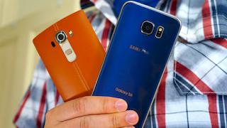 هذي هي الاسباب لشرائك LG G4 بدلاً من Samsung Galaxy S6