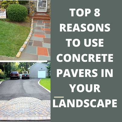 concrete pavers Queens
