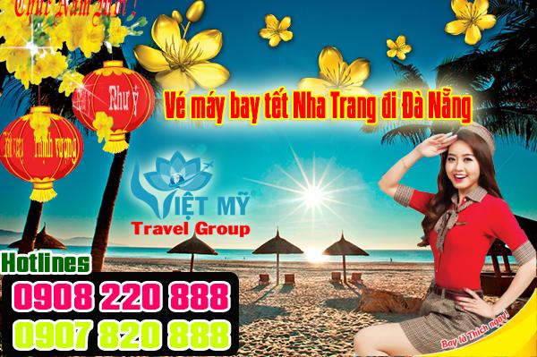 Vé máy bay tết Nha Trang đi Đà Nẵng 2018