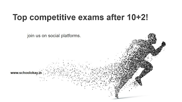 competitive exams after class 10th and 12th