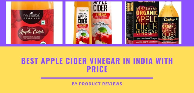 Best apple cider vinegar in India with price, Uses, - Best for weight loss buy online on Amazon