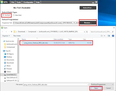 Flash Oppo A3S (CPH1803) QFIL 100% Work