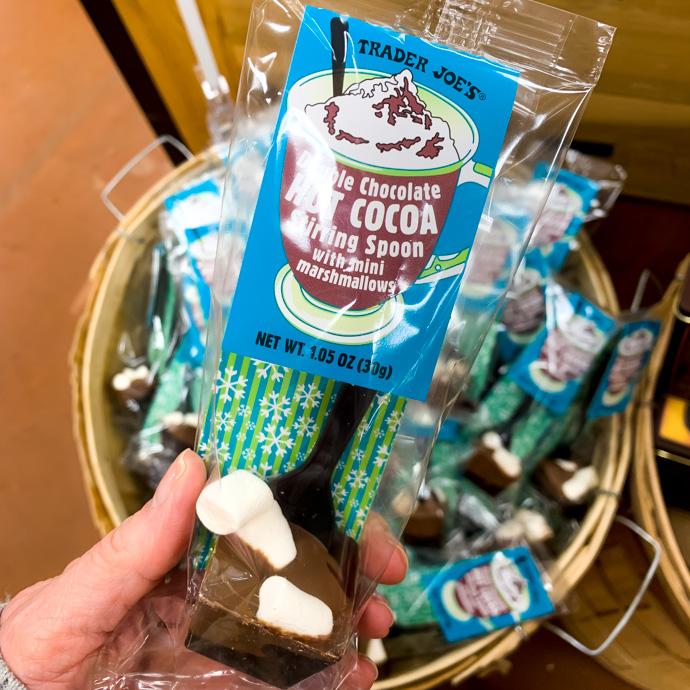 Trader Joe's Cocoa Spoon