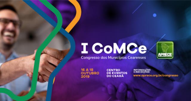 Resultado de imagem para Aprece realiza 1º congresso dos municípios cearenses