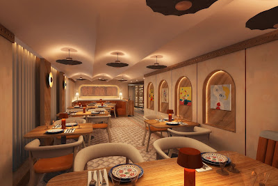 Cuadro 44 by Anthony Sasso New Dining Venue Planned on WIndstar's Fleet