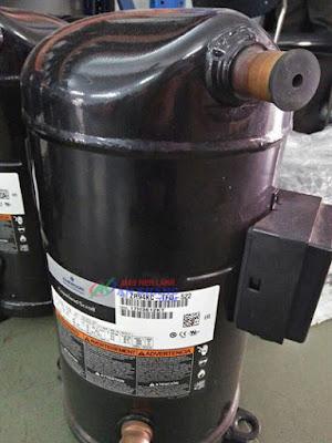 ZR94 Cung cấp, lắp đặt lốc điều hòa Copeland 8 hp ZR94KC TFD 522, Block máy nén lạnh