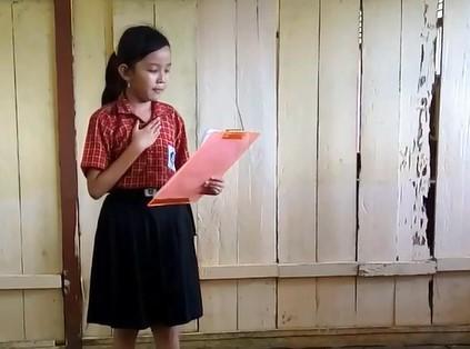 Tugas Siswa SD Contoh Puisi Kecil untuk Guru