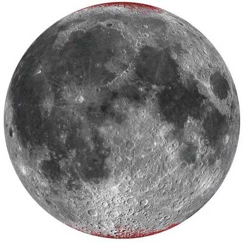 Khám phá mới tiết lộ Mặt Trăng bị gỉ sét dù không có nước và oxy, củng cố giả thuyết do người cổ đại tạo ra?