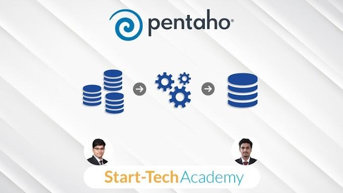 Get Free Pentaho for ETL & Data Integration Masterclass 2021- PDI 9.0