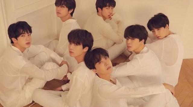 Album BTS 'Love Yourself: Tear' Kembali Merajai Peringkat Billboard