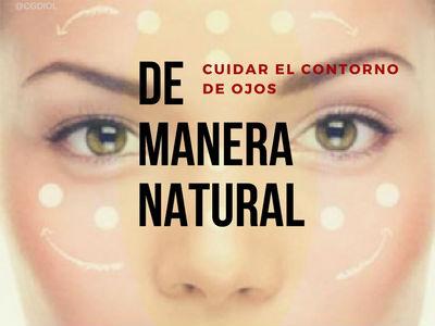 Cuidar el contorno de ojos con plantas como la Manzanilla y Caléndula