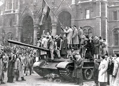 Revolución Húngara 1956