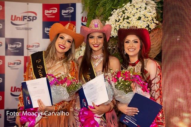 Mayara Luvizon é a Rainha da EMAPA 2019