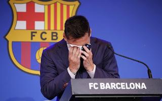 Dua Alasan Barcelona Terpaksa Lepaskan Messi