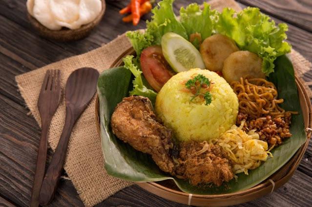 usaha makanan rumahan online