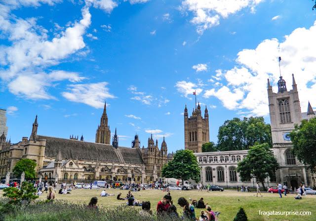 Gramado da Abadia de Westminster, Londres