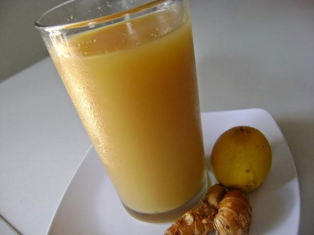 Minuman Kesehatan Manfaat Beras Kencur