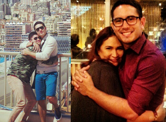 Pleasing Gerald Anderson Maja Salvador Break Up Just A Publicity Stunt Hairstyle Inspiration Daily Dogsangcom