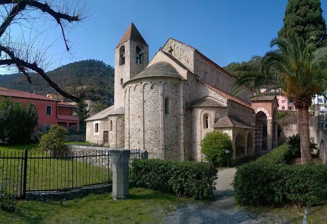 La Chiesa di San Paragorio a Noli