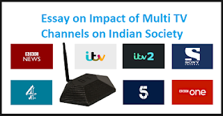 Impact of Multi TV Channels on Indian Society