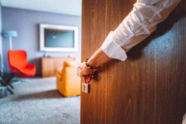 These are the items you aren't allowed to require with you from hotel rooms