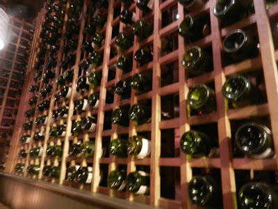 Tinto Restaurant Walls