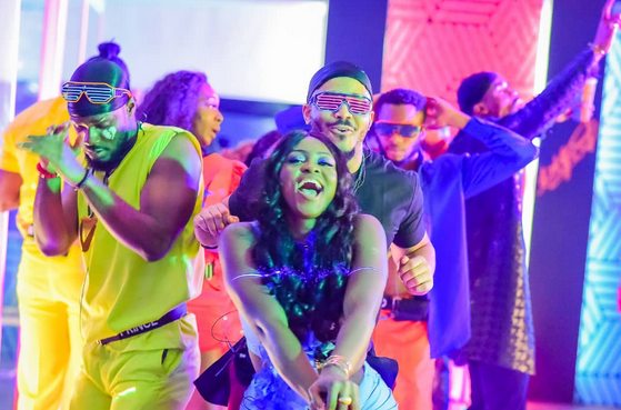 Photos, highlights from BBNaija Saturday night party before first eviction