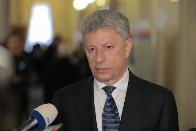 Юрій Бойко: Тільки мир і нейтралітет стануть запорукою успішного майбутнього України