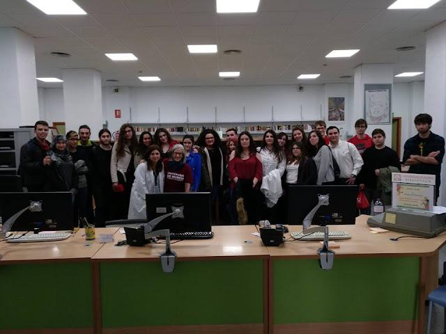 Hoy finalizan las visitas de los alumnos