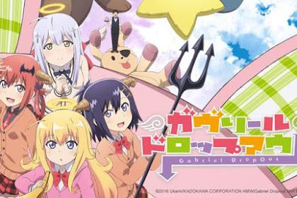 Daftar 11 Anime Mirip Gabriel Dropout