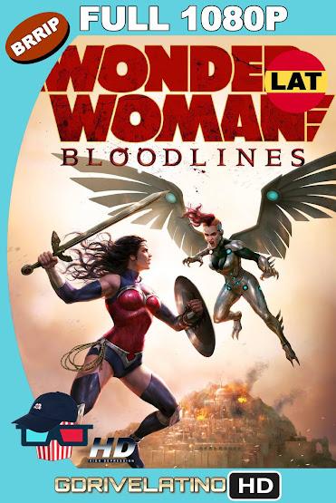 La Mujer Maravilla: Linaje (2019) BRRip 1080p Latino-Ingles MKV