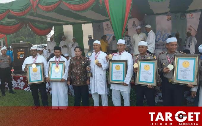 Kapolres Aceh Utara Kumpulkan 6000 Masyarakat Untuk Evaluasi Kinerja