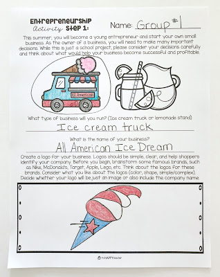 Kids lemonade stand or ice cream truck business idea