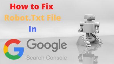 fix-the-robots-txt-file-in-blogger-custom-roboto-txt-wordpress