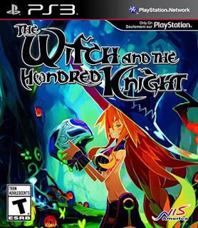 The Witch And The Hundred Knight PS3 Torrent