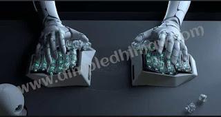 AM HATSU, दुनिया का पहला संगठित 3 डी वायरलेस स्प्लिट एर्गो कीबोर्ड - डिंपल धीमान