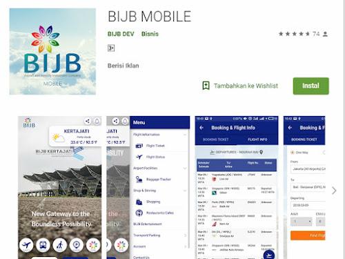 Aplikasi BIJB Mobile