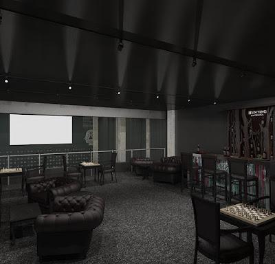 Sala VIP del Torneo de Candidatos
