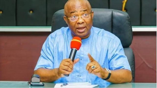 BREAKING: Justice Abang Will Fire Hope Uzodinma As Imo Governor