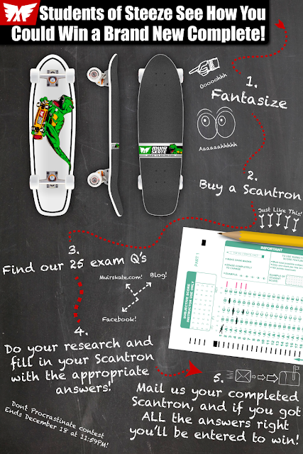 "MuirSkate ""Final Exam"" Contest Details"